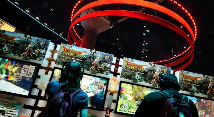 Game On For Online Gaming Investments
