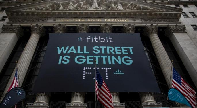 These Fitbit Numbers Make The Stock A Screaming Buy