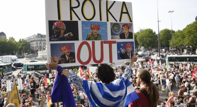 A Citizen's View Of Greece From The Ground