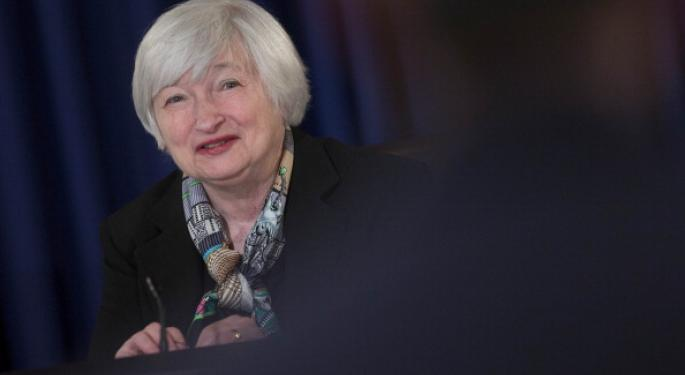 Of Janet Yellen, Dot Plots And Definitions