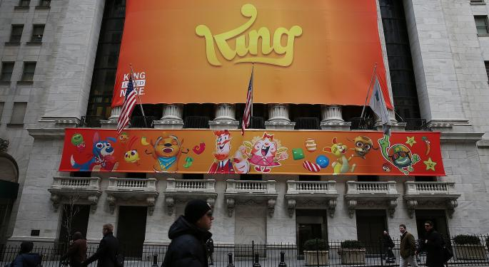 Analysts Almost Unanimously Bullish On Candy Crush Maker