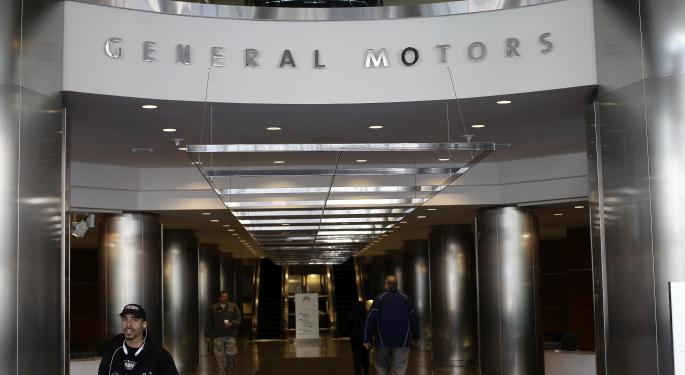 GM Reportedly Rejected A Merger Proposal From Fiat Chrysler In March