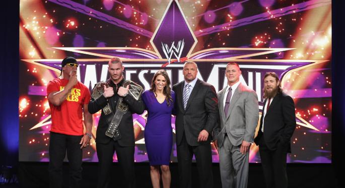 Why WWE Network Subscriptions Might Not Be A Big Deal