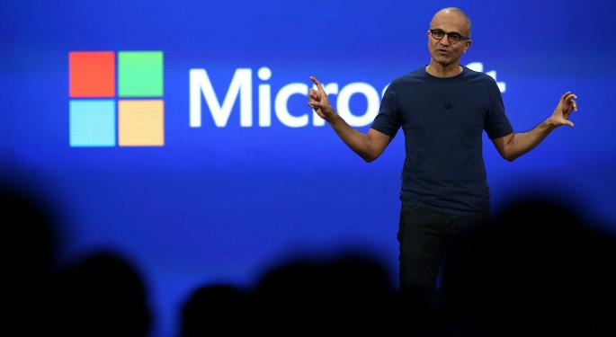Barron's Recap: The New Microsoft And How It Could Rise 30% In 18 Months