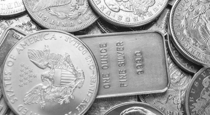 Silver ETFs Face Critical Test Of Support