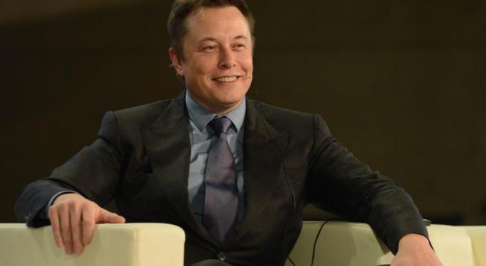 Free Tesla? Elon Musk's Twitter Account Gets Hacked