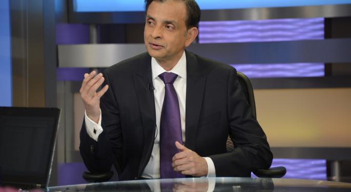 Exclusive: Tibco CEO Vivek Ranadive Talks Valuation; Takeout Rumor Swirling