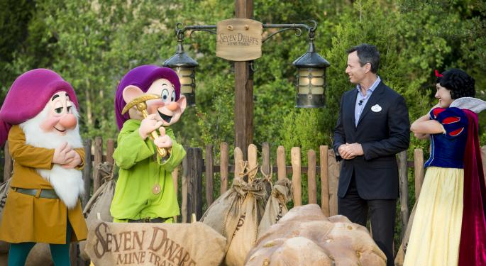Why Disney Might Be 'A Good Buying Opportunity'