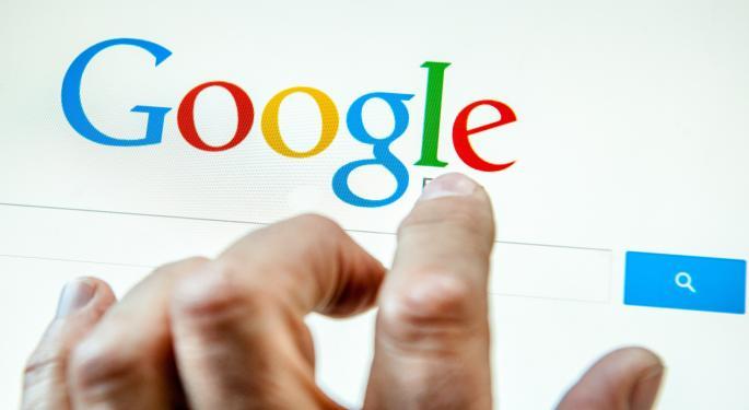Why Hasn't A Stock Split Helped Google?
