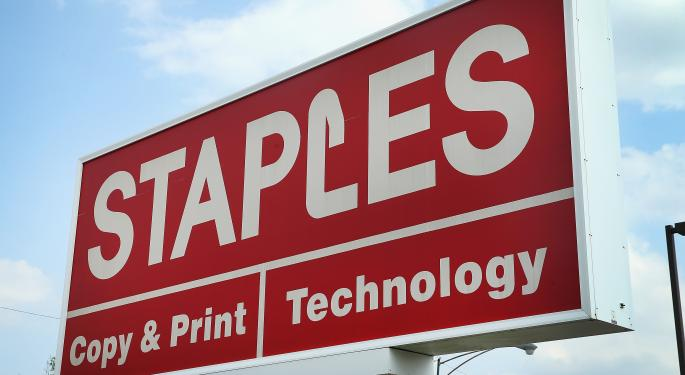 Staples-Office Depot Merger Likely To Be Cleared By Regulators, Says Former SEC Commissioner