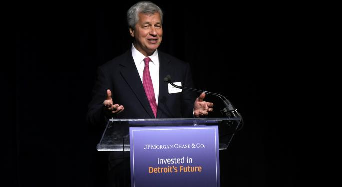 JP Morgan Believes In Detroit, Backs Up Its Support With $100 Million