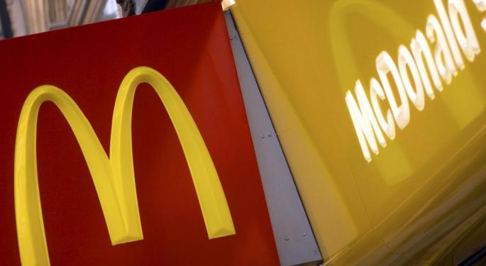 McDonald's Will Stop Reporting Monthly Same-Store Sales Figures