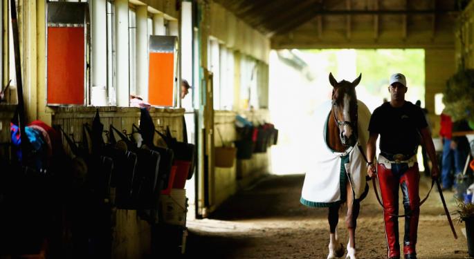 The Top Kentucky Derby Stocks