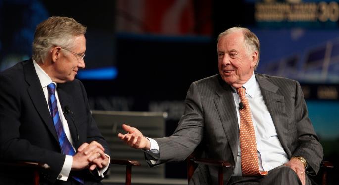 T. Boone Pickens — Oil Tycoon, Corporate Raider And Hedge Fund Manager — Dies At 91