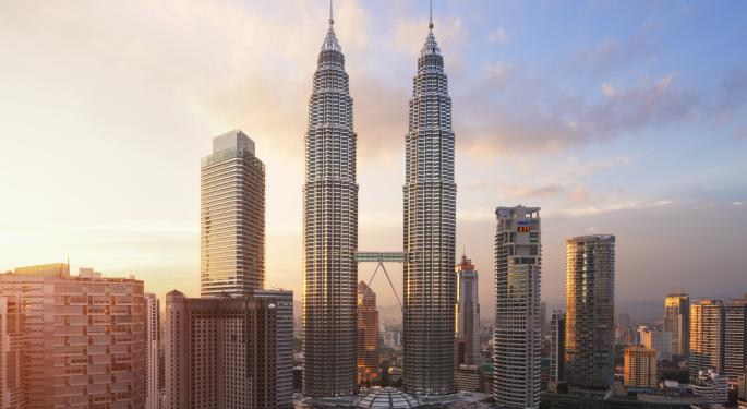 Malaysia ETF Parties Like It's 1998, But That's Not A Good Thing
