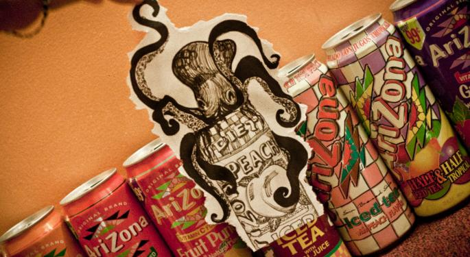 'Generation-Defining Opportunity': Dixie Brands, Arizona Iced Tea Partner On Cannabis-Infused Products