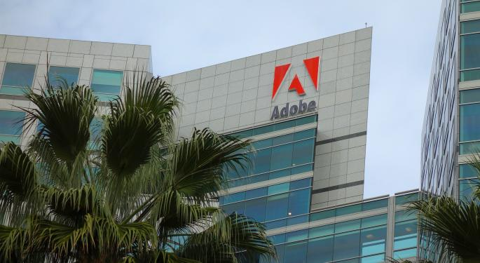 Adobe CEO: 'Every Single Analyst' Identifies Us As The Industry Leader