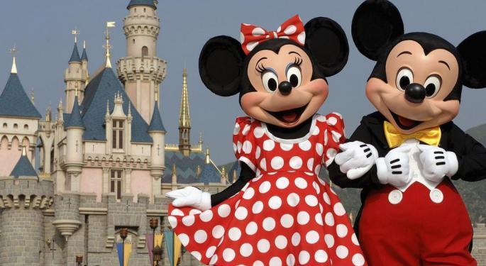 Rising Expectations For Disney, Time Warner Earnings