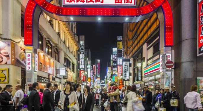 Could Japan Be Asia's New $40 Billion Gaming Hub?