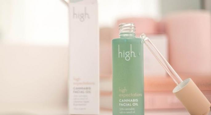 Canopy Rivers Invests In Cannabis Beauty Brand high