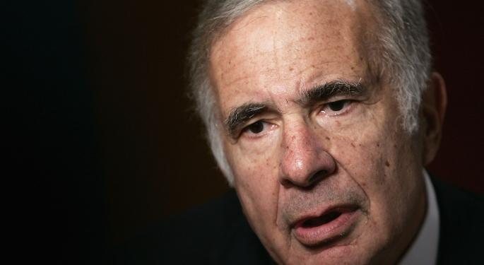 Credit Suisse Believes 'Carl Icahn Benefit' Already Priced Into AIG