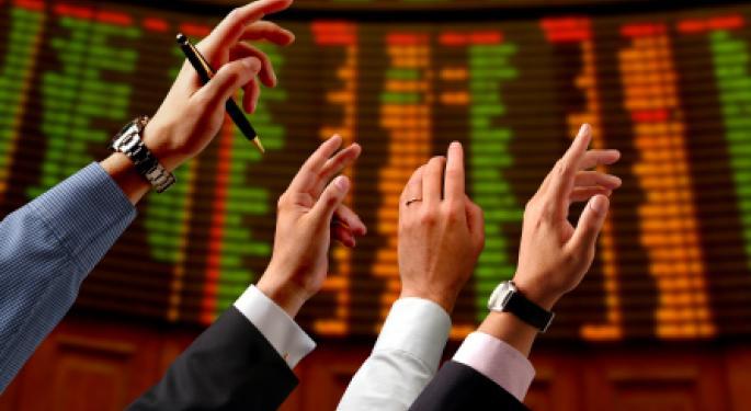 The Stock Market Meets Fantasy Football