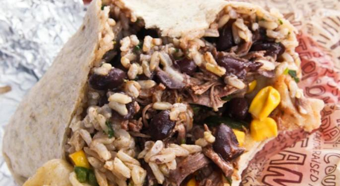 First Taste Of Chipotle's Q2 Results, Guidance