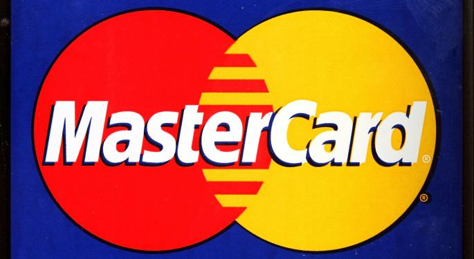 Mastercard Lagging The Market As It Consolidates - Is A Big Move Coming?