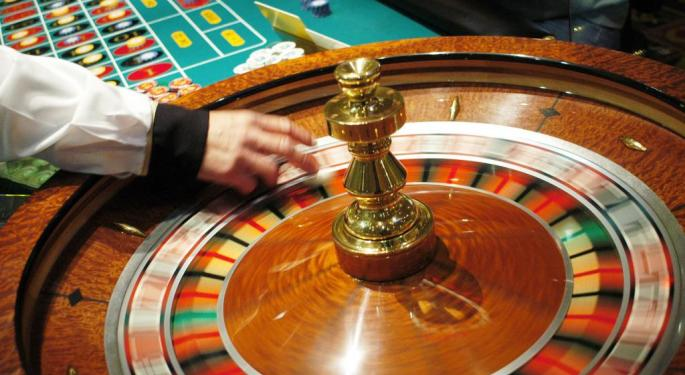 MGM Lower Off Q1 Sales Miss, But Kept Afloat By REIT Spin-Off Speculation