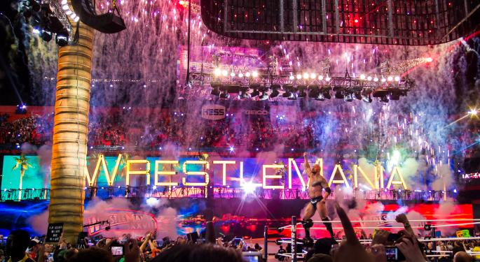 Should ESPN's 'SportsCenter' Be Covering Wrestlemania 32?