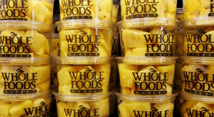 Whole Foods' Q1 Earnings Miss, Reduced Guidance Scares Off Investors