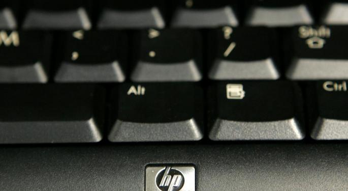 Brian White's Holding HP: Here's Why