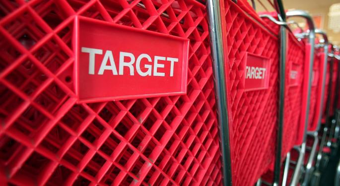 Target Corporation Pulling Back Ahead Of More Upside?
