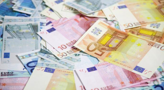 Euro Unphased By Poor German Data