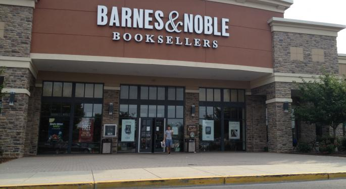 Barnes & Noble Denies Rumors Of Sales