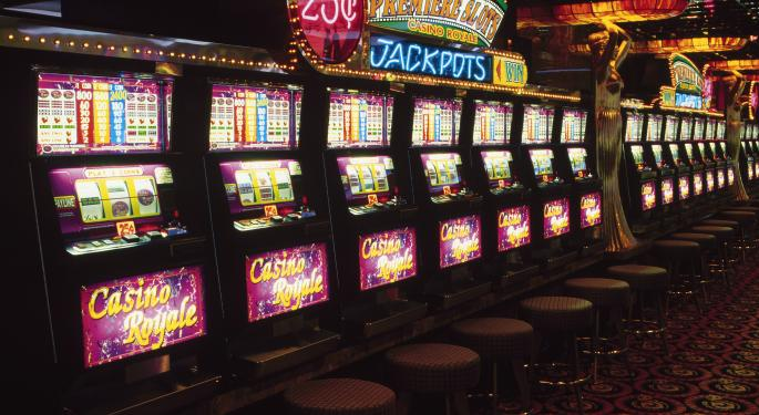 Casino ETF Keeps Landing On Red