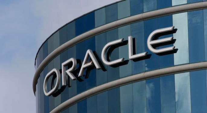 Why Oracle Is Playing Both Defense And Offense With The Cloud