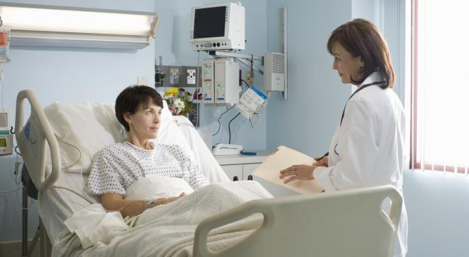 Hospital Costs in the U.S. Will Exceed $1 Trillion by 2015