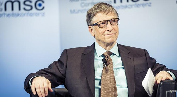 Bill Gates Talks Taxes, Says 'Incentive System' Could Be Hurt By Higher Rates