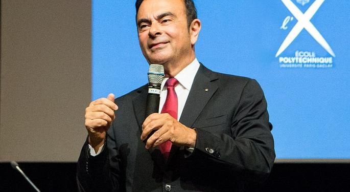 Interpol Sends Arrest Warrant For Carlos Ghosn To Lebanon