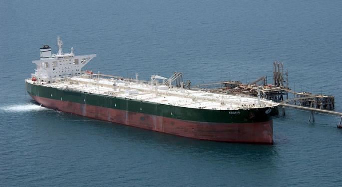 What Are 'Freight Rates,' And Why Are They Rising When Oil Is Falling?