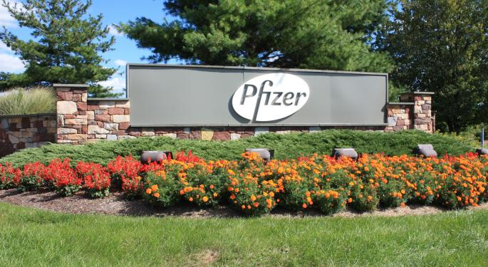 Earnings Preview: Pharma Giant Pfizer Reports Q2 Results Tomorrow Morning