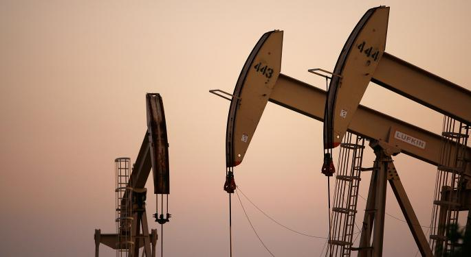 Brent Continues To Slide On OPEC Division