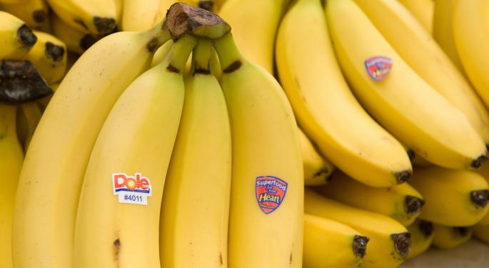 Dole CEO and Chairman Announces $13.50 Buyout Offer DOLE