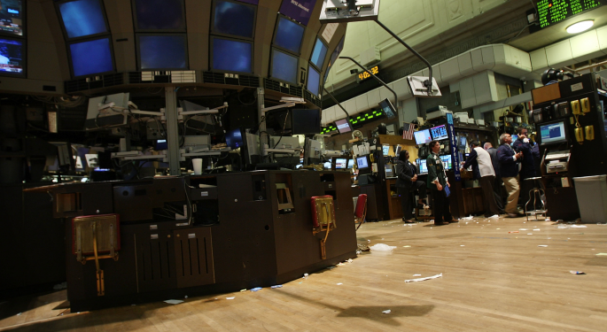 Futures Trader Arrested For Role In May 6, 2010 US Flash Crash