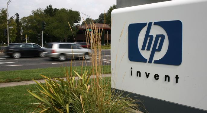 Hewlett-Packard Expected To Top Lenovo, Take Back First Place HPQ