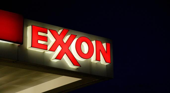 Market At New All-Time Highs, Exxon Mobil Lags Behind