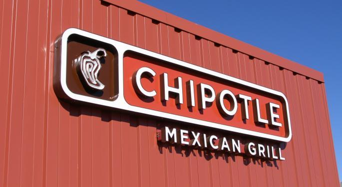 Wall Street Remains Sidelined On Chipotle After Disappointing Q3