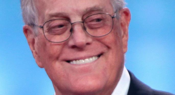 Billionaire Philanthropist, Conservative Icon David Koch Dies