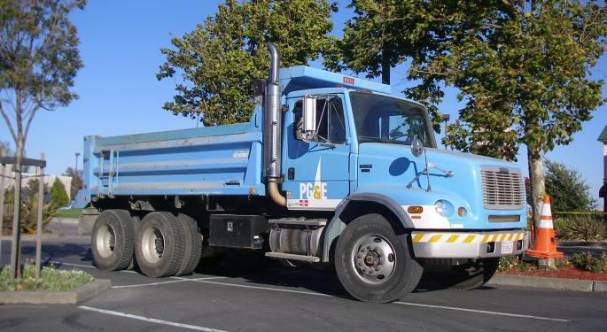 Large Option Trader Dumped PG&E Puts Minutes Before Restructuring Report